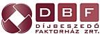 Díjbeszedő Faktorház Zrt. Logo